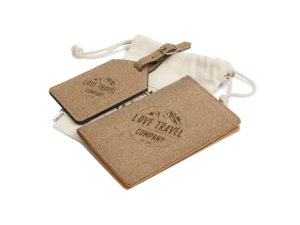Okiyo Bouken Cork Travel Gift Set