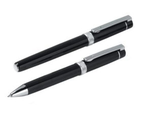 Orion Ballpen And Rollerball Set