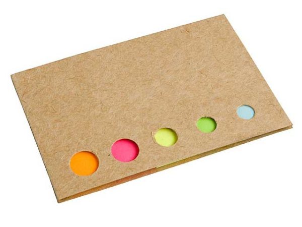 Pocket pad sticky memo
