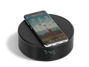 Prime Wireless Charger And Bluetooth Speaker