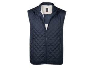 Quilted Sherpa Bodywarmer