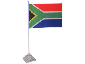 Sa Flag & Stand