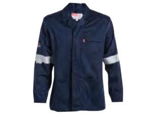 Sabs Acid Resistant And Flame Retardant Work Jacket