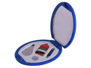 Sewing Kit And Mirror