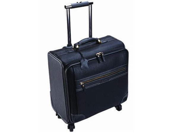 Spinner 4 Wheeler Trolley Bag
