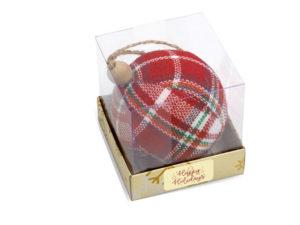 Tartan Festive Ball