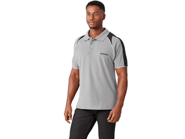 Triton Cotton-Touch Mens Golf Shirt