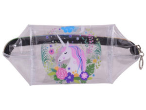 Unicorn Cosmetic / Stationery Bag