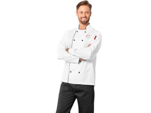 Unisex Long Sleeve Dijon Chef Jacket