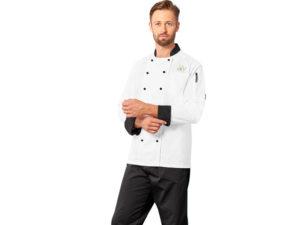 Unisex Long Sleeve Toulon Chef Jacket