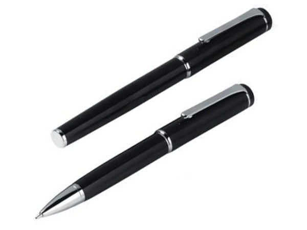 Vienna Ballpen And Rollerball Set