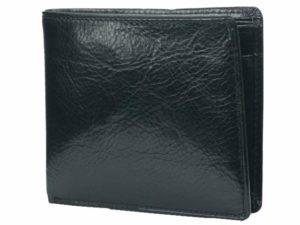 Wallet With Coin Purse And Credit Card Flap