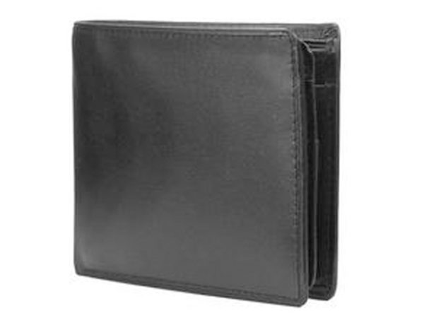 Wallet- coin compartment