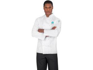 Zest Long Sleeve Chef Jacket